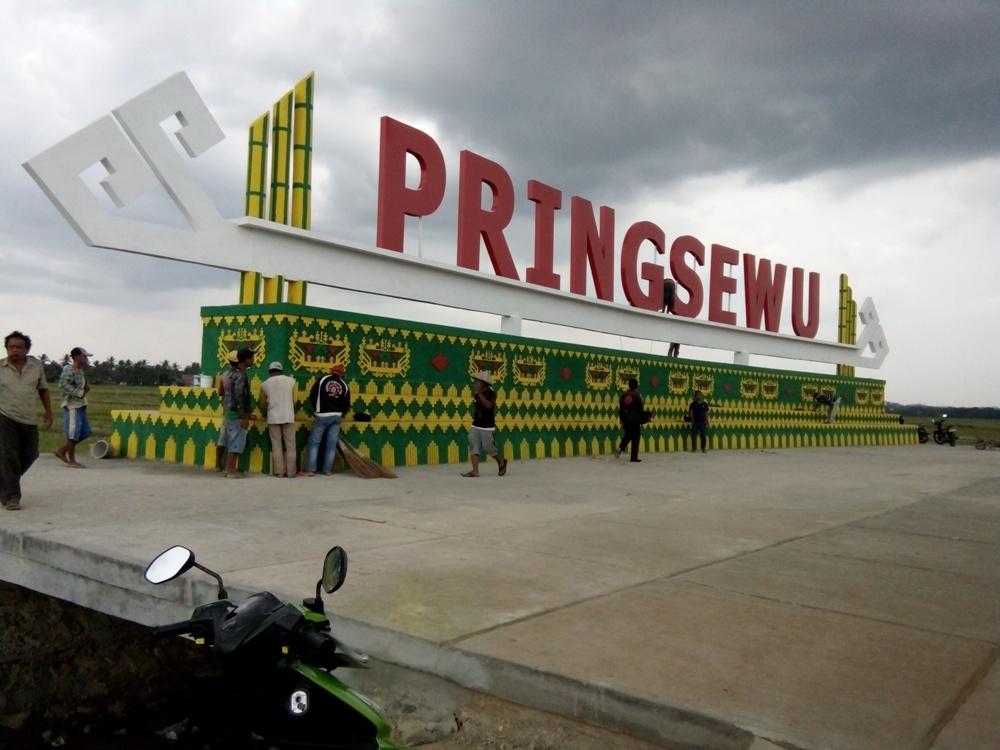 LAMPUNG POST | Jalur Mudik di Pringsewu Minim Rambu Lalu Lintas