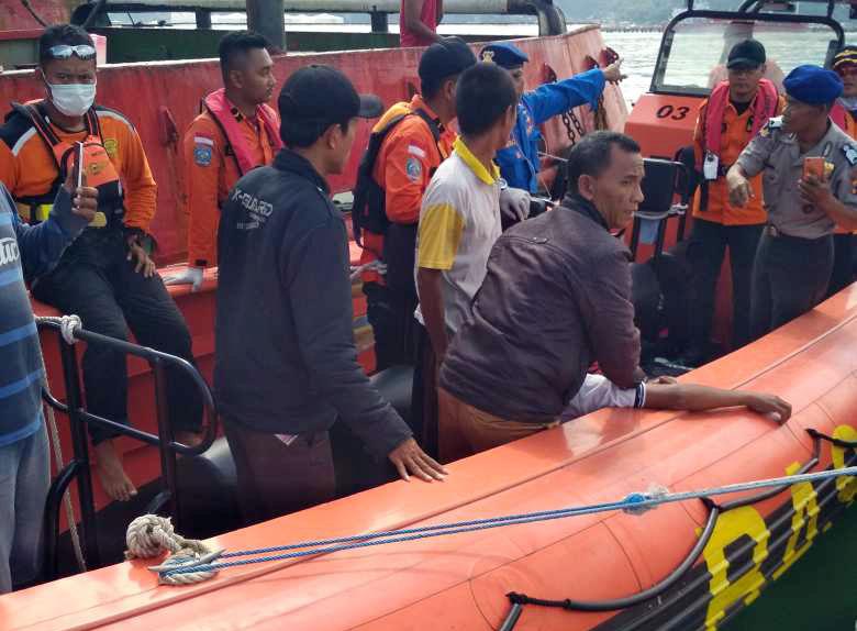Tiga Hari Tenggelam, Aditya Akhirnya Ditemukan