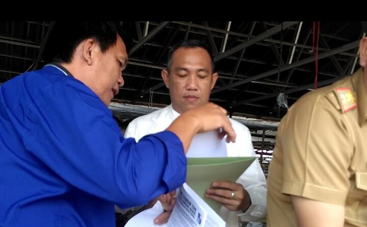 Kerohiman Korban Kebakaran Pasar Pulungkencana dalam Bentuk Pinjaman Modal