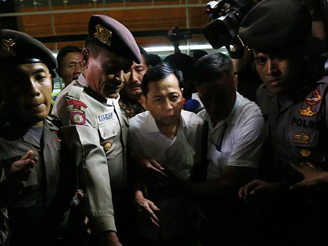 LAMPUNG POST | Golkar Khawatir Kasus Novanto Berkaitan dengan Tahun Politik