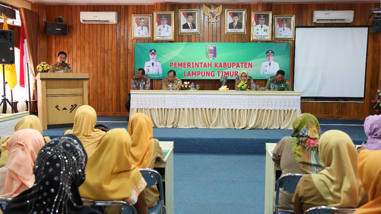 LAMPUNG POST | Lampung Timur Nyatakan Perangi Napza