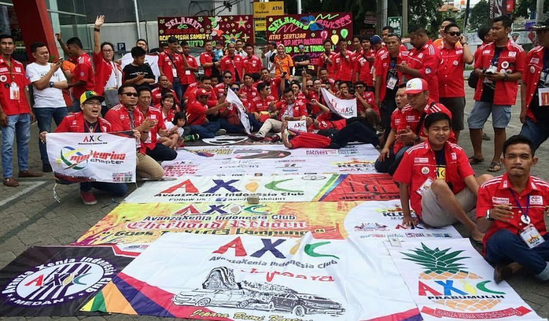 Komunitas AXIC Gelar Jambore Nasional di Batu