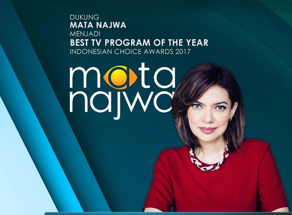 LAMPUNG POST | Mata Najwa TV Program of the Year 2017