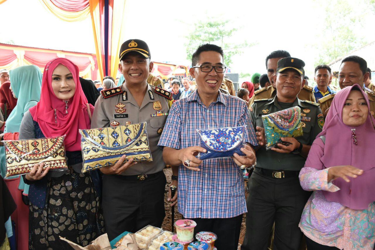 Lampung Timur Adakan Festival Way Curup