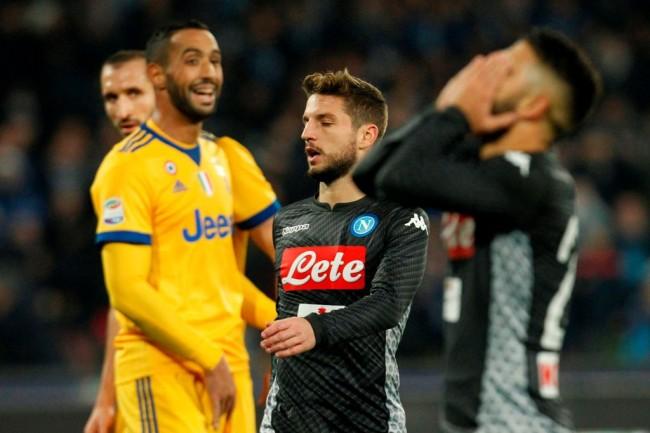 LAMPUNG POST | Allegri Jagokan Napoli Juara Serie A