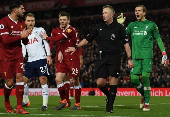Dramatis, Liverpool Vs Spurs Sama Kuat 2-2