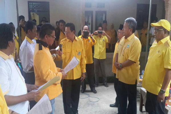 LAMPUNG POST | DPD II Golkar Lampung Tengah Dukung Arinal Maju Pilgub