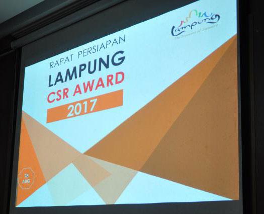 LAMPUNG POST | 26 Peserta Lolos Tahap Laporan Lampung CSR Award