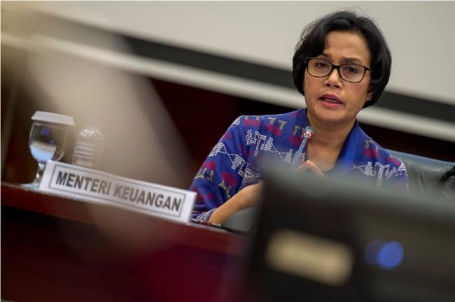 LAMPUNG POST | Sri Mulyani: Reformasi Pajak Indonesia Sejalan dengan Pandangan IMF