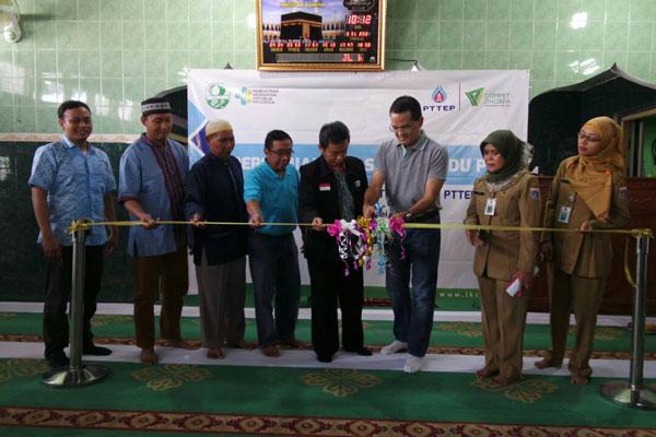 LAMPUNG POST   CSR PTTEP dan Dompet Dhuafa Bentuk Pos Sehat Bindu PTM Ar Ruhamah