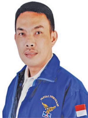 LAMPUNG POST   Peluang Calon Wakil Ridho Masih Terbuka