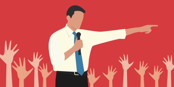 LAMPUNG POST | Relawan Bakal Calon Kepala Daerah Mulai Bergerak Upaya Pemenangan