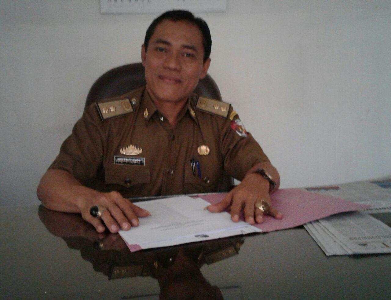 LAMPUNG POST | 611.743 KPM di Lampung Utara Terima Bansos Rastra