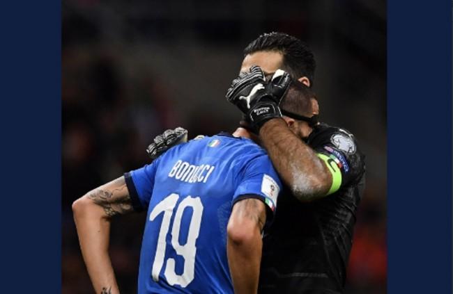 LAMPUNG POST   Gianluigi Buffon Pensiun dari Timnas Italia