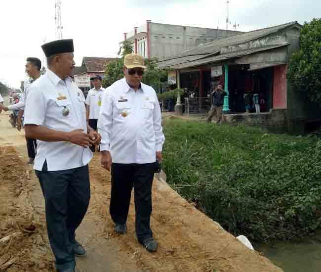 Jembatan Kali Wayit Diperkirakan Telan Rp1 Miliar
