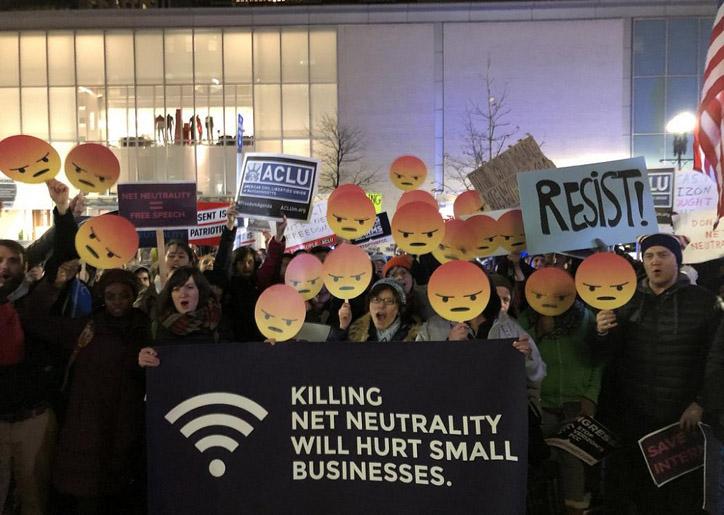 LAMPUNG POST | AS Resmi Hapus Regulasi Netralitas Internet
