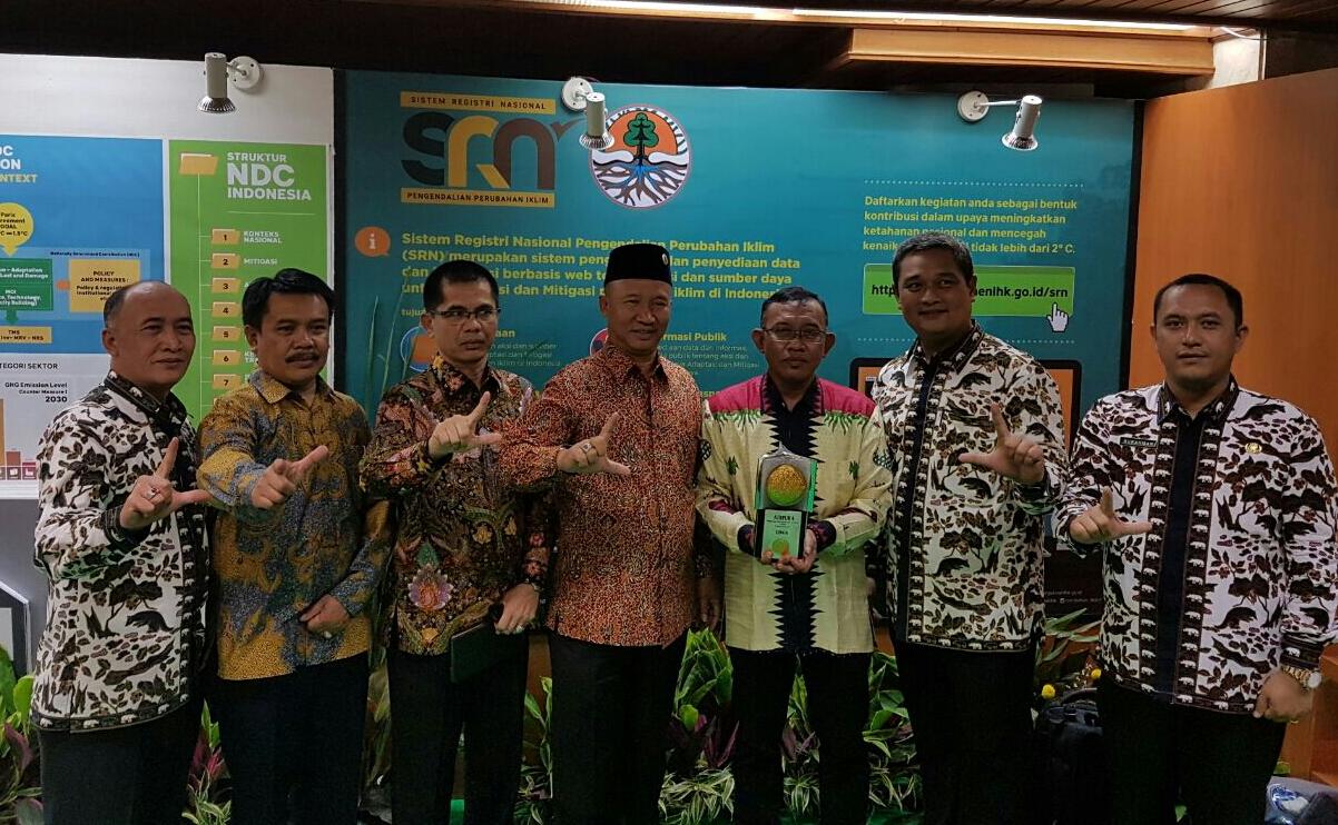Kepemimpinan Mukhlis Basri, Lampung Barat Raih 4 Adipura