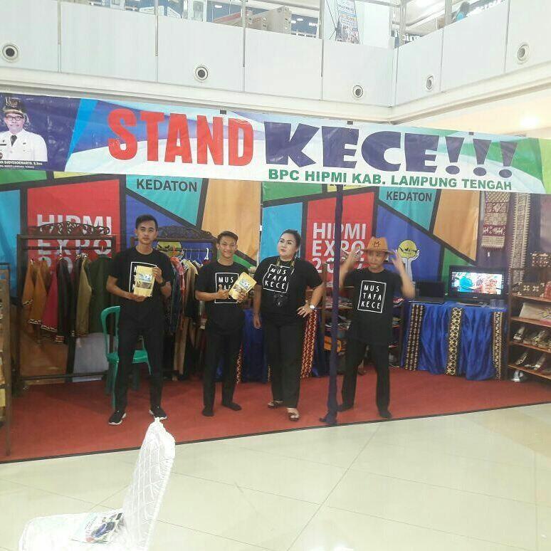 Lewat Hipmi Expo, Mustafa Kenalkan Produk Kece
