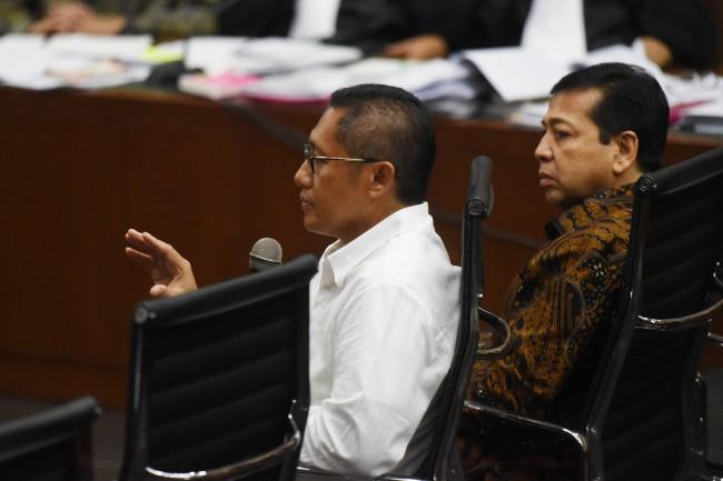 Anas Sebut Nazaruddin Jago Memfitnah