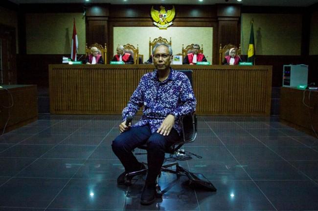 Dokter Bimanesh Ajukan Permohonan Juctice Collaborator ke KPK
