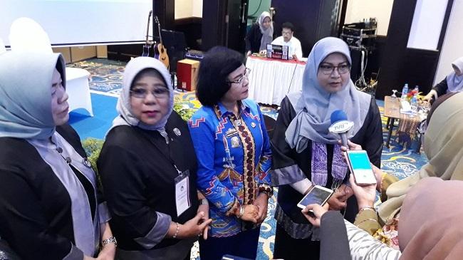 KPPI Lampung Terus Berdayakan Perempuan Aktif di Politik
