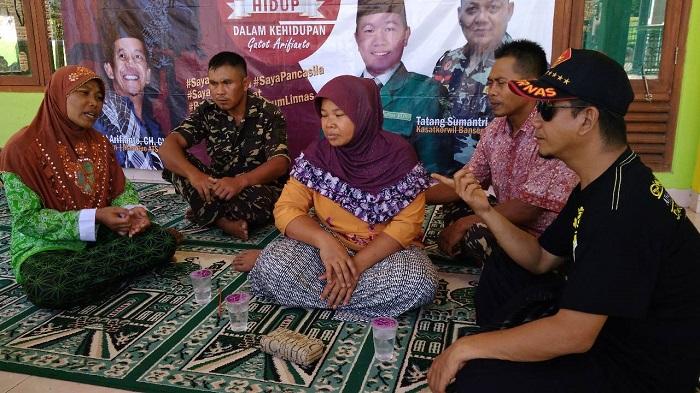 LAMPUNG POST | Banser Lampung Dukung Pembuatan Pesawat R80