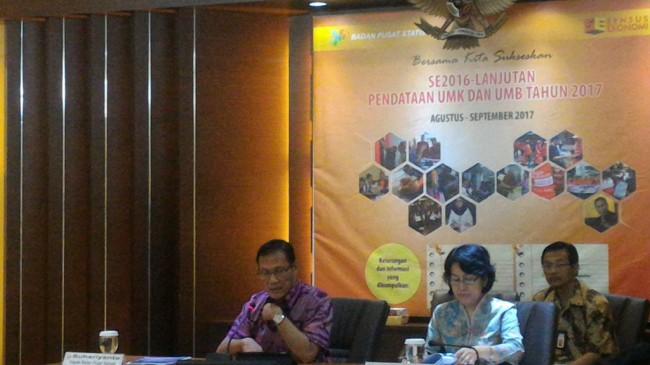 LAMPUNG POST | Neraca Perdagangan Indonesia Meningkat pada Agustus 2017