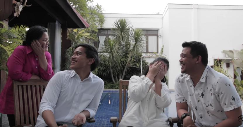 LAMPUNG POST   VIDEO: Cerita Cinta Kahiyang Ayu dan Bobby yang Menggelitik