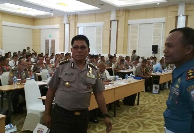 Rakernis Bidpropam Tegaskan Netralitas Polri-TNI