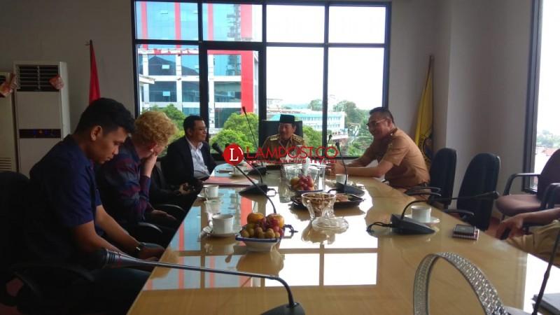 2020 Program Pembangunan Kota Bandar Lampung Tercapai