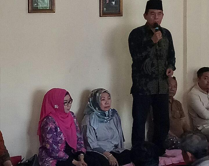 Fauzan Deklarasi Dukung Dewi Handajani-AM Syafii
