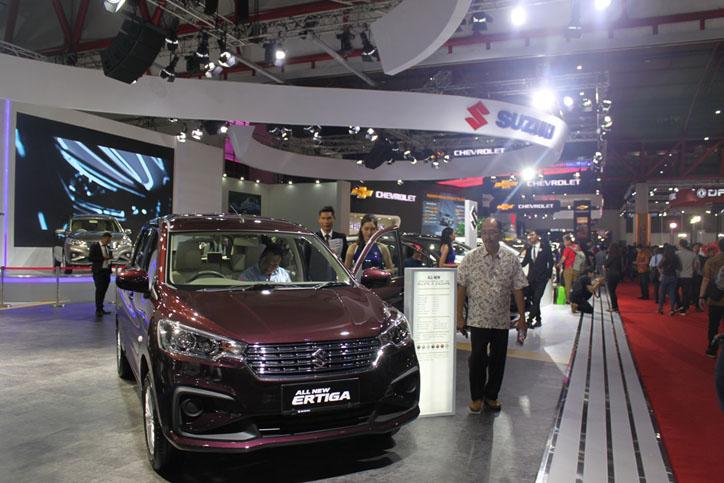 LAMPUNG POST | Suzuki All New Ertiga Ditargetkan Terjual 5.000 Unit Tiap Bulan