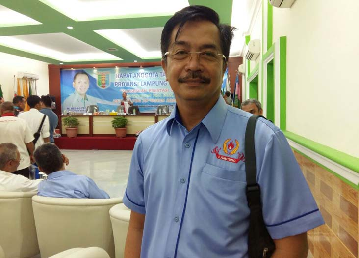 LAMPUNG POST | Base Ball Lampung Masuk Tim Inti Asian Games 2018