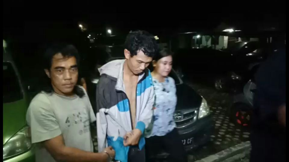 LAMPUNG POST | Pengakuan Kebo Membantu Polisi Menangkap Jaringan Pengedar Narkoba