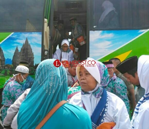 214 Calon Jamaah Haji Tubaba Berangkat 8 Agustus