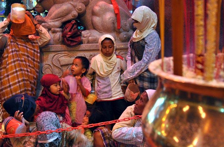 LAMPUNG POST | Sindikat Pengemis Anak di Depok Terbongkar