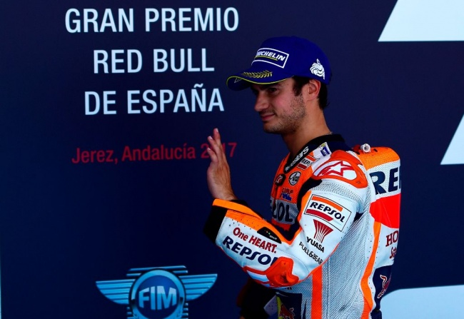 LAMPUNG POST | Pedrosa Start Terdepan di Jerez