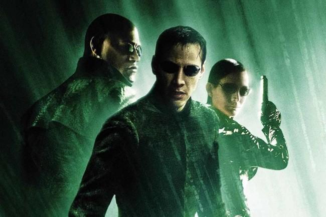 LAMPUNG POST   Menunggu LanjutanFilm The Matrix