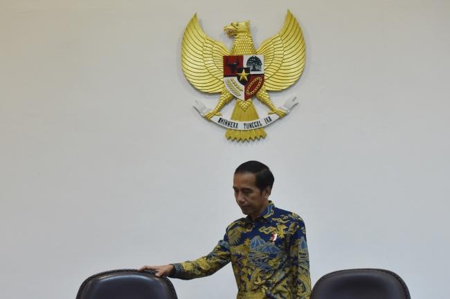 LAMPUNG POST | Presiden Lakukan Kunjungan Kerja Lintas Nusantara Selama Lima Hari