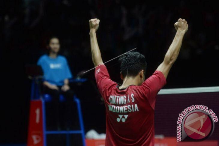 Tim Indonesia Lolos di Semifinal Master 2018