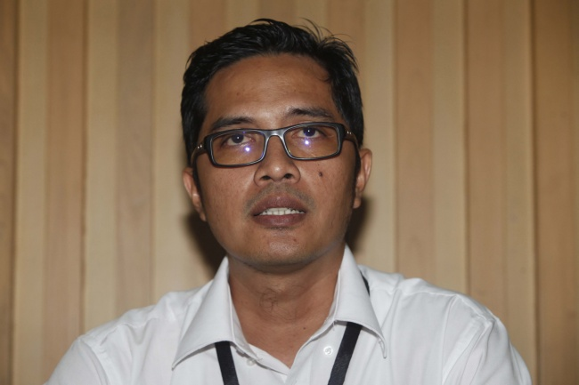 LAMPUNG POST   KPK Kecam Keputusan Kemenkumham Bebaskan Mantan Jaksa Urip