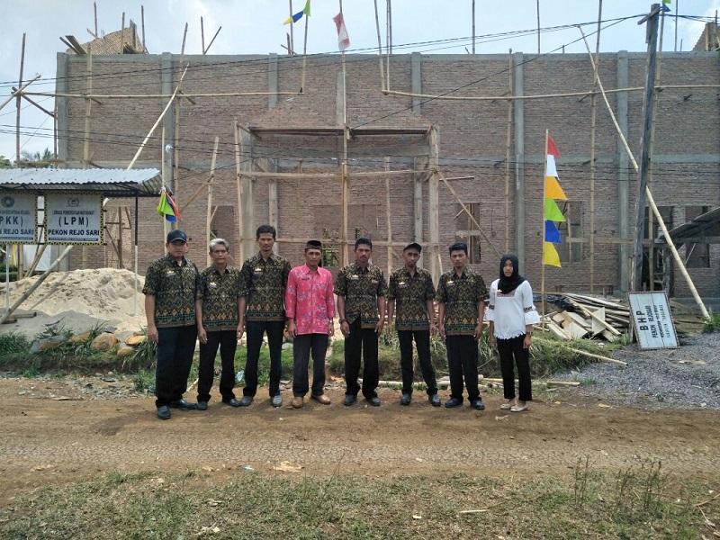 LAMPUNG POST | Rejosari Prioritaskan Rehabilitasi Balai Pelatihan Masyarakat