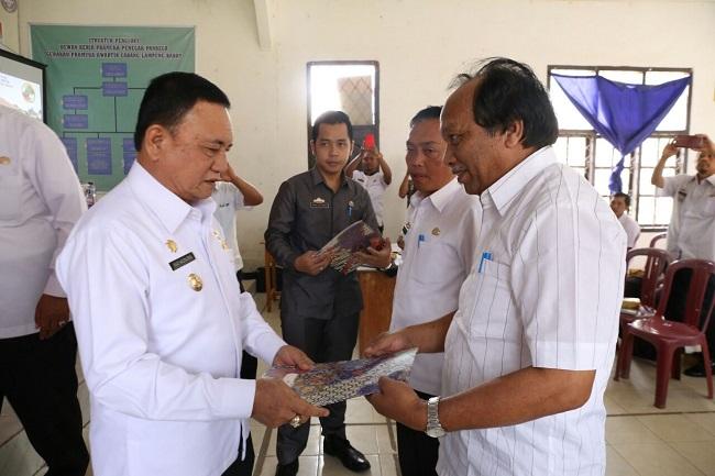 KPN Sai Betik Lampung Barat Gelar RAT