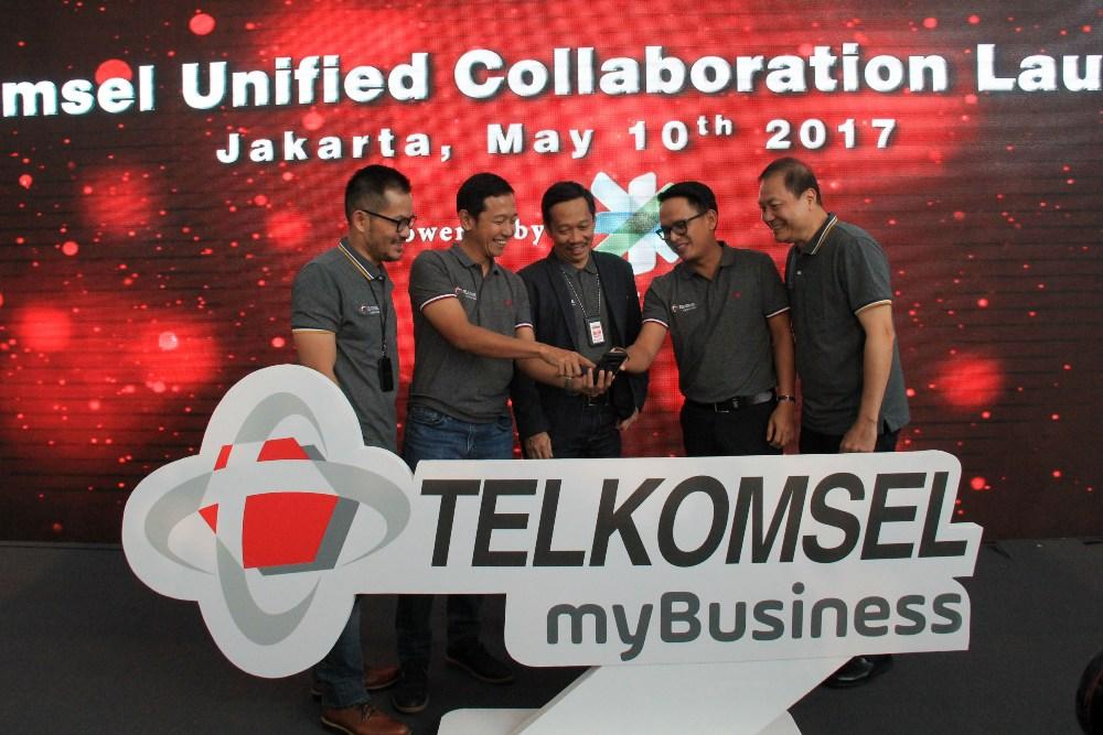 LAMPUNG POST | Telkomsel Gandeng Cisco Hadirkan Unified Collaboration