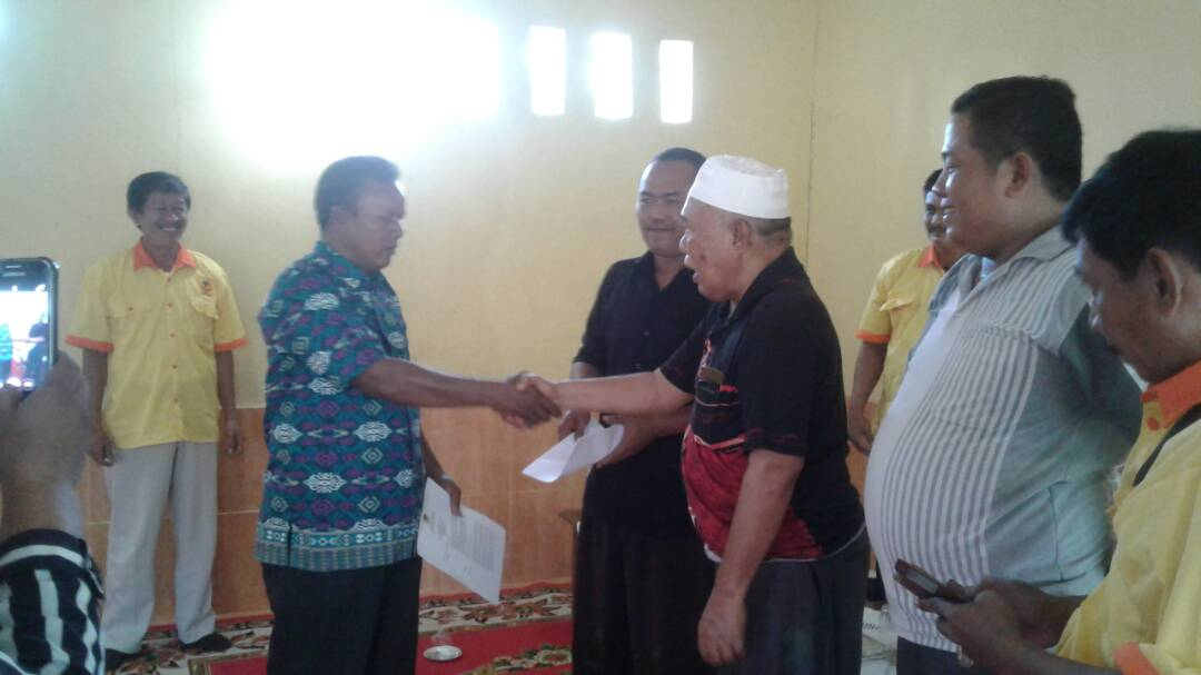 LAMPUNG POST | Partai Beringin Bentuk Kader di Lampung Timur