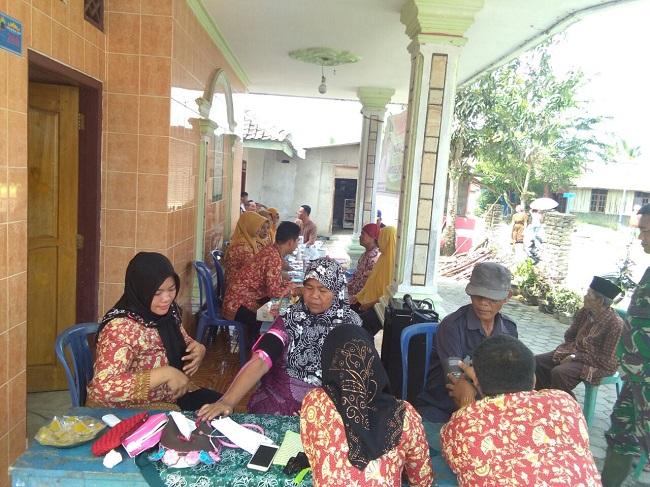 Puskesmas Palas Buka Posko Kesehatan di Lokasi Banjir