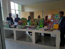 LAMPUNG POST | UIN Raden Intan Pamerkan Karya Mahasiswa di Ajang IIEE