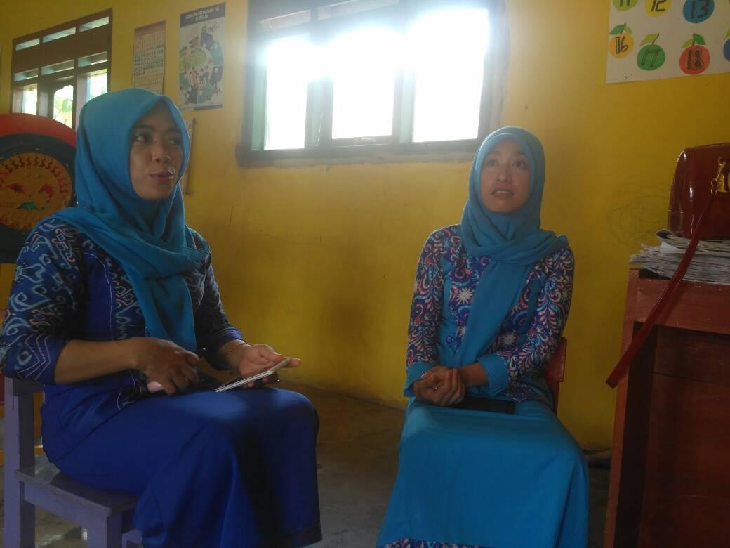 LAMPUNG POST | Guru PAUD Dukung Dana Desa buat Insentif Tenaga Honorer