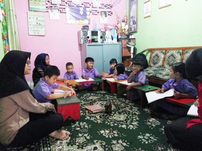 LAMPUNG POST | Menumbuhkan Perilaku Positif Anak