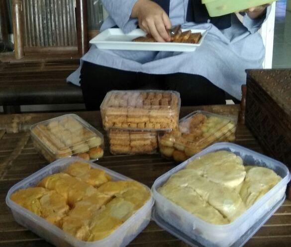 Bangau Kitchen Sediakan Durian Premium